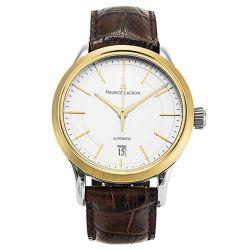 Maurice-Lacroix-LC6017-YS101-130-Mens-Les-Classiques-Gold-Tone-Automatic-Watch