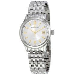 Maurice-Lacroix-LC6027-SS002-111-Mens-Les-Classiques-Silver-Tone-Automatic-Watch