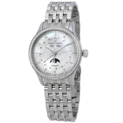 Maurice-Lacroix-LC6057-SD502-17E-Womens-Les-Classiques-Mother-of-pearl-Automatic-Watch