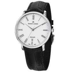 Maurice-Lacroix-LC6067-SS001-110-1-Mens-Les-Classiques-White-Automatic-Watch