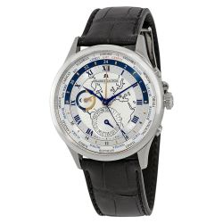 Maurice-Lacroix-MP6008-SS001-111-Mens-Masterpiece-Silver-Tone-Automatic-Watch