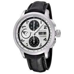 Maurice-Lacroix-MP6348-SS001-12E-Mens-Masterpiece-Masterchrono-Silver-Black-Automatic-Watch