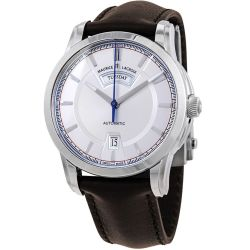 Maurice-Lacroix-PT6158-SS001-131-2-Mens-Pontos-Day-Date-Silver-Automatic-Watch