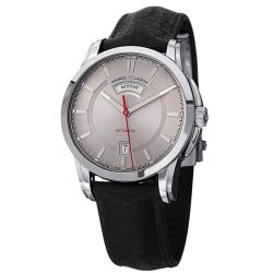 Maurice-Lacroix-PT6158-SS001-231-1-Mens-Pontos-Day-Date-Silver-Automatic-Watch