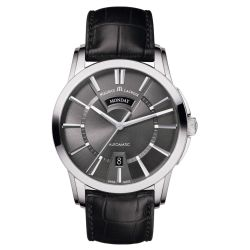 Maurice-Lacroix-PT6158-SS001-23E-Mens-Pontos-Grey-Automatic-Watch