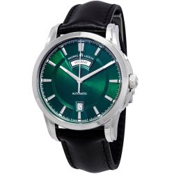 Maurice-Lacroix-PT6158-SS001-63E-2-Mens-Pontos-Day-Date-Green-Automatic-Watch