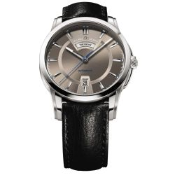 Maurice-Lacroix-PT6158-SS001-73E-Mens-Pontos-Brown-Automatic-Watch