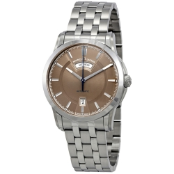 Maurice-Lacroix-PT6158-SS002-73E-1-Mens-Pontos-Day-Date-Brown-Automatic-Watch