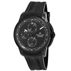 Maurice-Lacroix-PT6188-SS001-331-1-Mens-Pontos-Chronograph-Black-Automatic-Watch