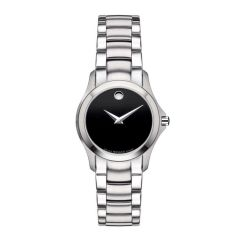 Movado-0605870-Womens-Military--Black-Quartz-Watch
