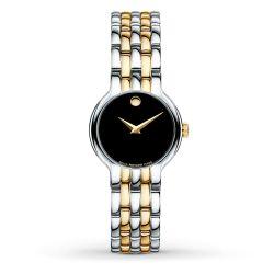Movado-0606933-Womens-Veturi-Black-Quartz-Watch