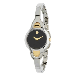 Movado-0606948-Womens-Kara-Black-Quartz-Watch