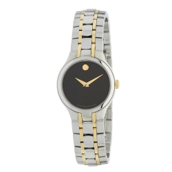 Movado-0606959-Womens-Stainless-Steel-Black-Quartz-Watch