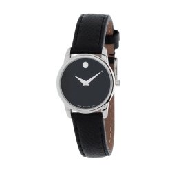 Movado-0607015-Womens-Museum-Classic-Black-Quartz-Watch