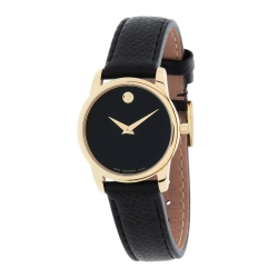 Movado-0607016-Womens-Museum-Classic-Black-Quartz-Watch