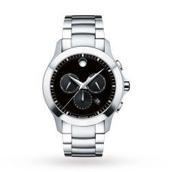 Movado-0607037-Mens-Masino-Black-Quartz-Watch