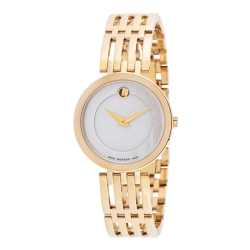 Movado-0607054-Womens-Esperanza-White-Mother-of-Pearl-Quartz-Watch