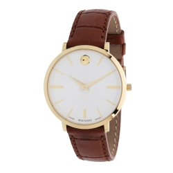 Movado-0607176-Womens-Ultra-Slim-White-Quartz-Watch