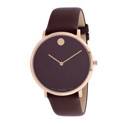 Movado-0607261-Mens-Modern-47-Brown-Quartz-Watch