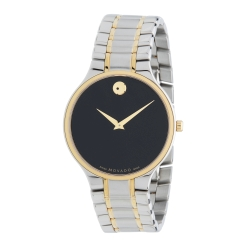 Movado-0607284-Mens-Serio-Black-Quartz-Watch