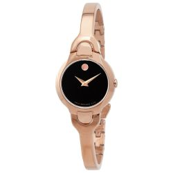 Movado-0607327-Womens-Kara-Black-Quartz-Watch