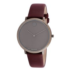 Movado-0607338-Womens-Modern-47-Grey-Quartz-Watch