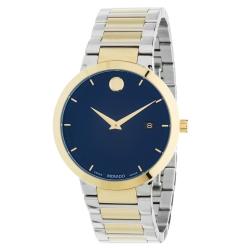 Movado-0607356-Mens-Modern-Classic-Blue-Quartz-Watch
