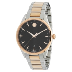 Movado-0607359-Mens-Stainless-Steel-Black-Quartz-Watch