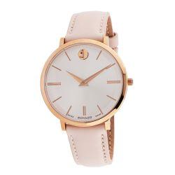 Movado-0607373-Womens-Ultra-Slim-Silver-Tone-Quartz-Watch