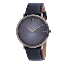 Movado-0607400-Mens-Ultra-Slim-Blue-Quartz-Watch