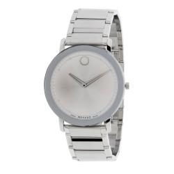Movado-0607407-Mens-Sapphire-Silver-Quartz-Watch