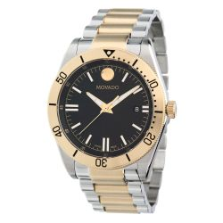 Movado-0607437-Mens-Movado-Sport-Two-tone-Quartz-Watch