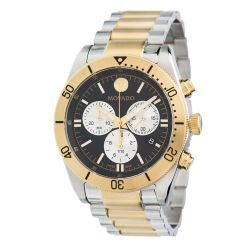 Movado-0607441-Mens-Movado-Sport-Two-tone-Quartz-Watch