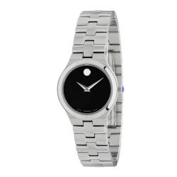Movado-0607444-Womens-Juro-Black-Quartz-Watch
