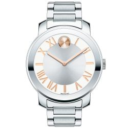Movado-3600196-Womens-Bold-Silver-Quartz-Watch