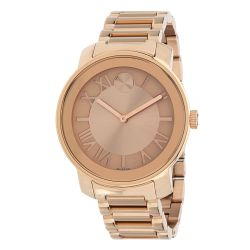 Movado-3600199-Unisex-Bold-Rose-Quartz-Watch