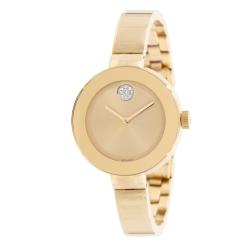 Movado-3600201-Womens-Bold-Gold-Tone-Quartz-Watch