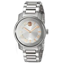 Movado-3600244-Womens-Bold-Silver-Quartz-Watch