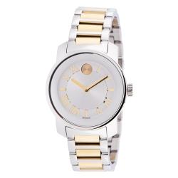 Movado-3600245-Womens-Bold-Silver-Quartz-Watch