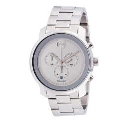 Movado-3600276-Mens-Bold-Silver-Quartz-Watch