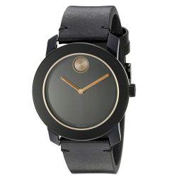 Movado-3600297-Mens-Bold-Black-Quartz-Watch