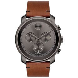 Movado-3600367-Mens-Bold-Grey-Quartz-Watch
