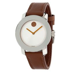 Movado-3600379-Womens-Bold-Silver-Quartz-Watch
