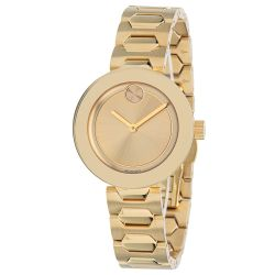 Movado-3600382-Womens-Bold-Gold-Quartz-Watch
