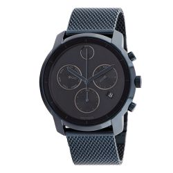 Movado-3600403-Mens-Bold-Blue-Quartz-Watch