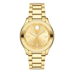 Movado-3600416-Womens-Bold-Gold-Tone-Quartz-Watch