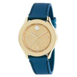 Movado-3600428-Womens-Bold-Gold-Quartz-Watch