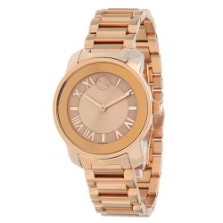 Movado-3600441-Womens-Bold-Rose-Gold-Quartz-Watch