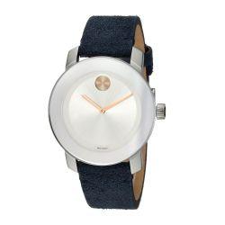 Movado-3600446-Womens-Bold-Silver-Quartz-Watch