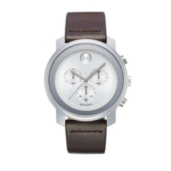 Movado-3600465-Mens-Bold-Silver-Quartz-Watch